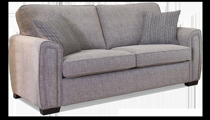 3 Seater Sofa Formal Back