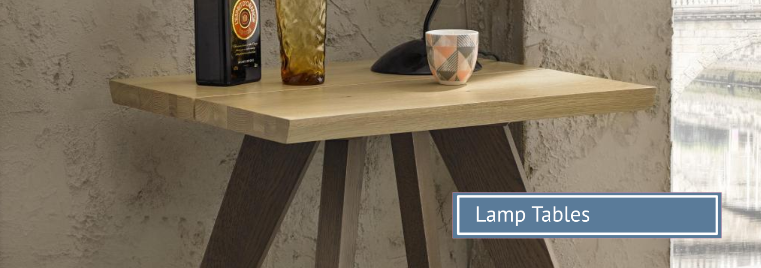 Group hero lamp tables