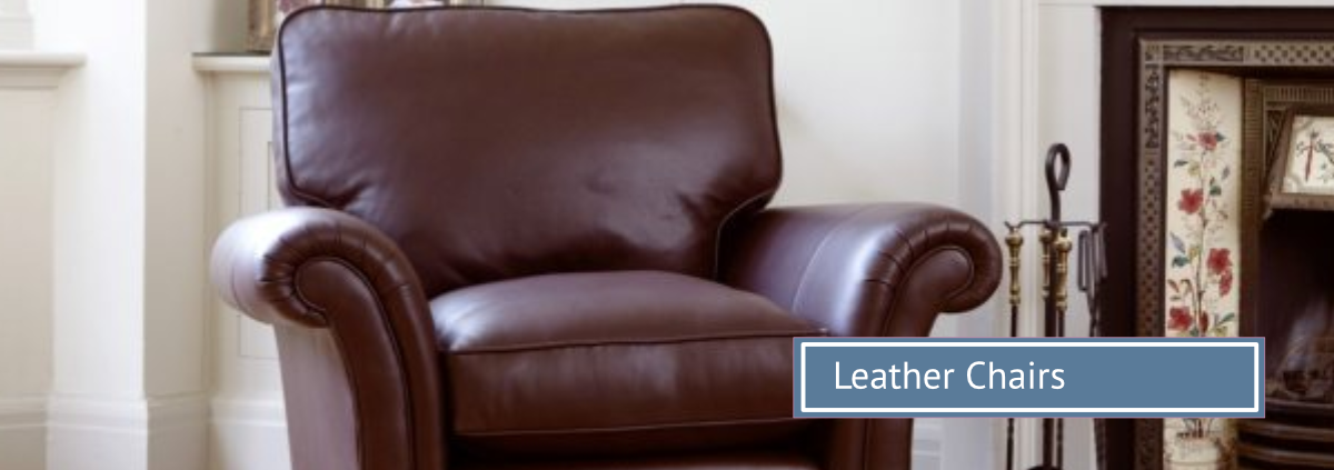Group hero leather chairs