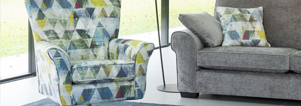 Fabric Swivel Chairs