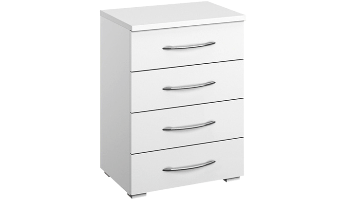 4 Drawer Tall Chest