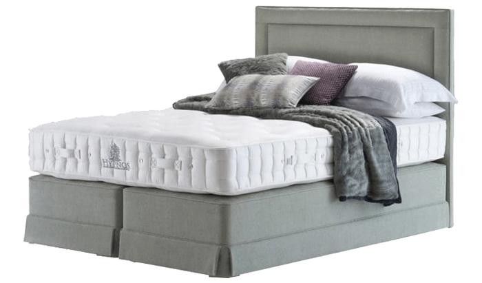 Hypnos Aspen Natural Supreme Bed