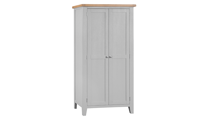 2 Door All Hanging Wardrobe