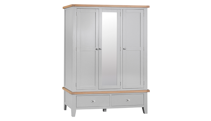 3 Door Wardrobes