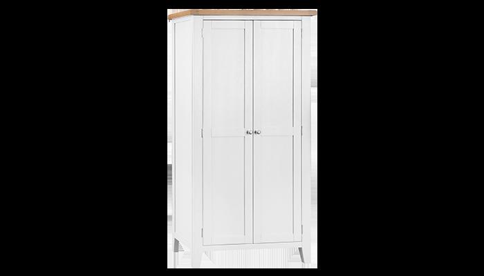 2 Door All Hanging Wardrobe