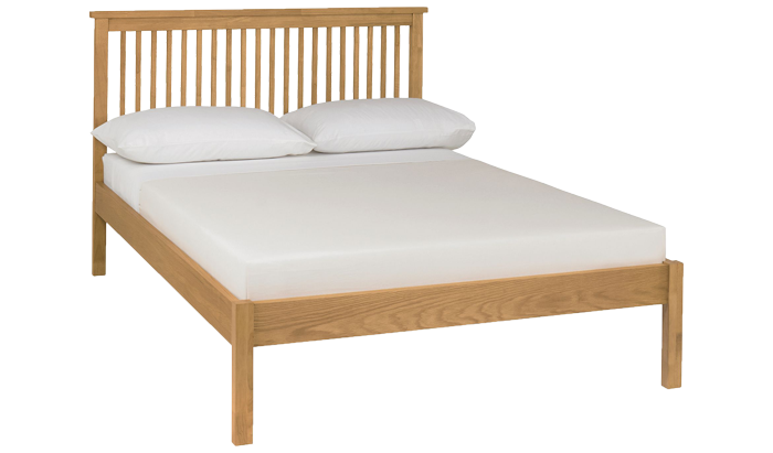 Double Bedstead - Low Foot End