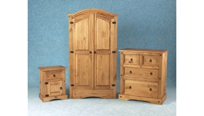 Robe Chest And Bedside
