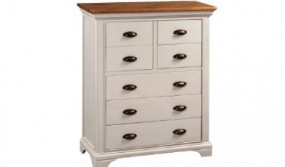 Four drawers over 3 drawers