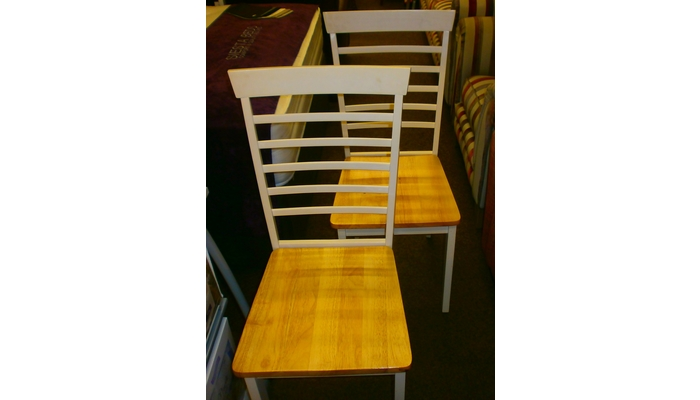 Pair of Kitchen Chairs