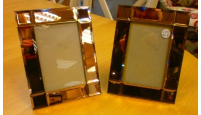 Pair-of-picture-frames