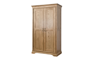 2 Door Wardrobe Full Length