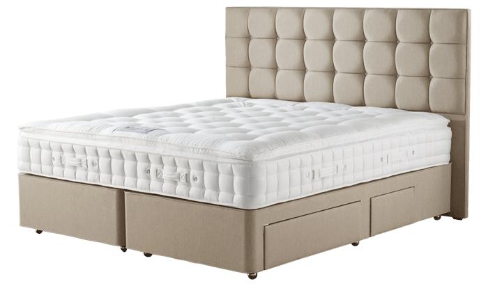 Pillow Comfort Garnet Divan Bed 401919 13